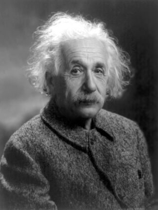 Albert Einstein in 1947. Is Science a Religion: Transforming Astrology