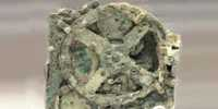 The Antikythera mechanism.