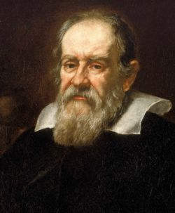 Galileo Galilei. astrolger and astronomer