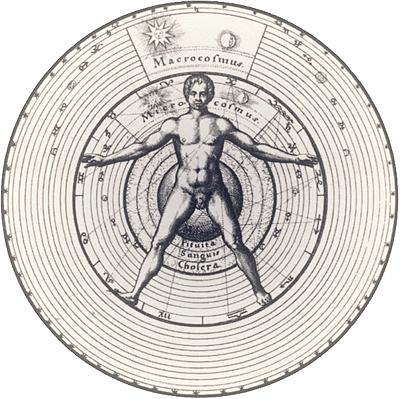 Astrology and Fate: The Macrocosm and Microcosm of Vitruvius