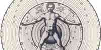Astrology and Fate: a closeup of Vitruvius depiction of the macrocosm