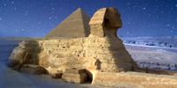 How Old is Astrology: The Pyramids and Sphinx of Egypt are now believed to be over 12,000 years old